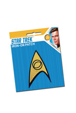 Star Trek ( Iron Patch ) Starfleet Science
