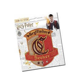 Harry Potter Harry Potter ( Iron Patch ) Gryffindor Seeker
