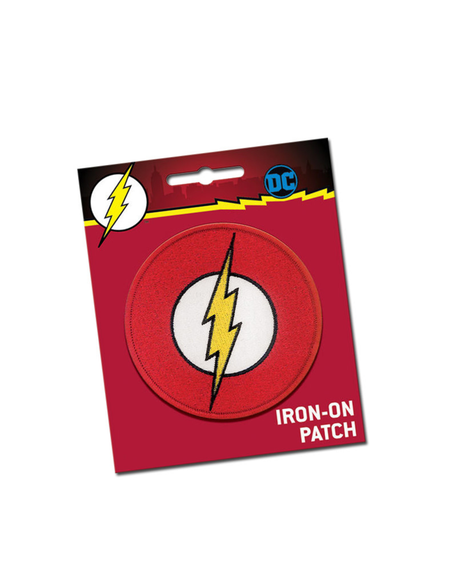 Dc comics Flash ( Iron Patch )