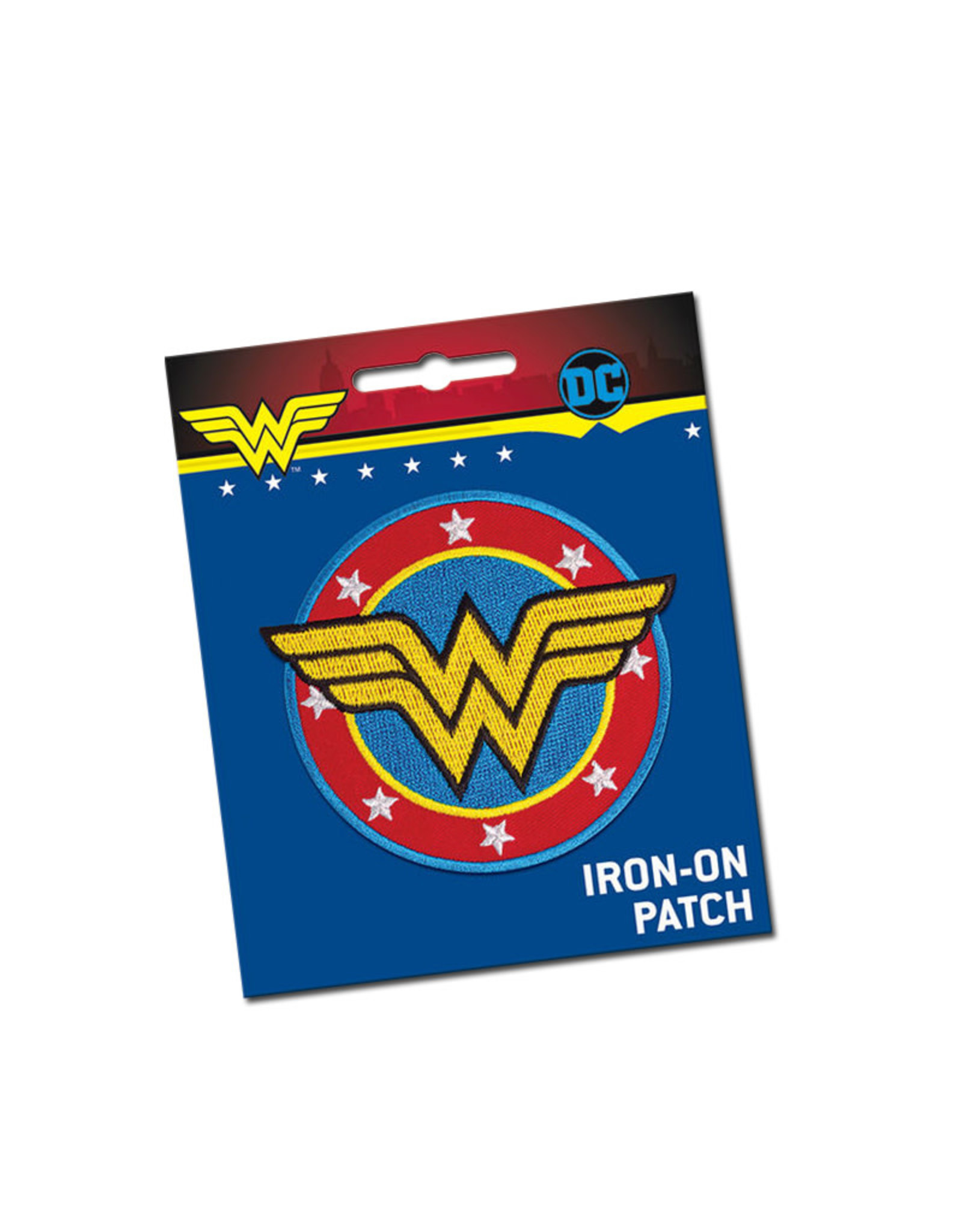 Dc comics Wonder Woman ( Iron Patch )