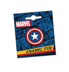 Marvel Captain America ( Enamel Pin ) Marvel