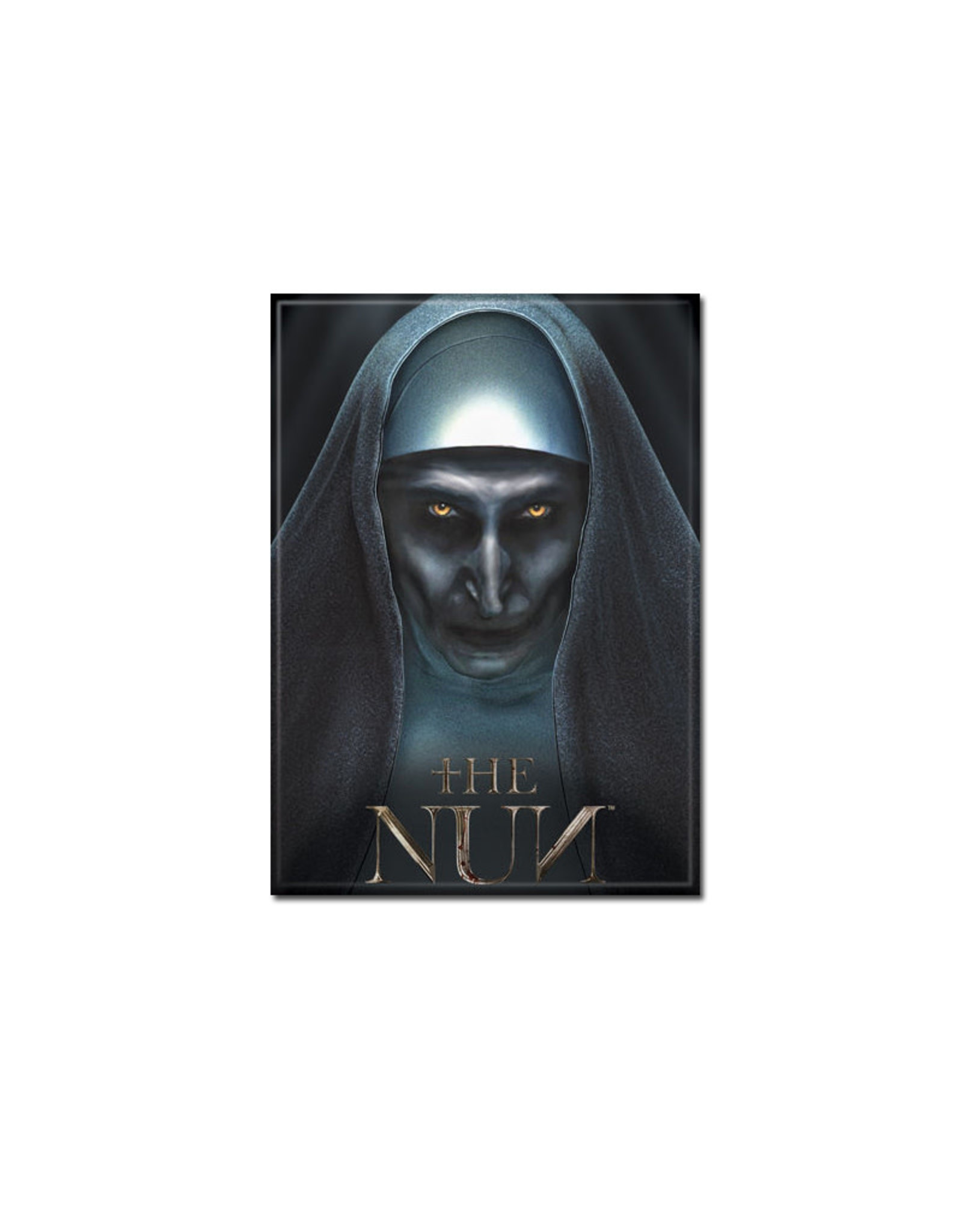 The Nun ( Magnet )  Valek Dark