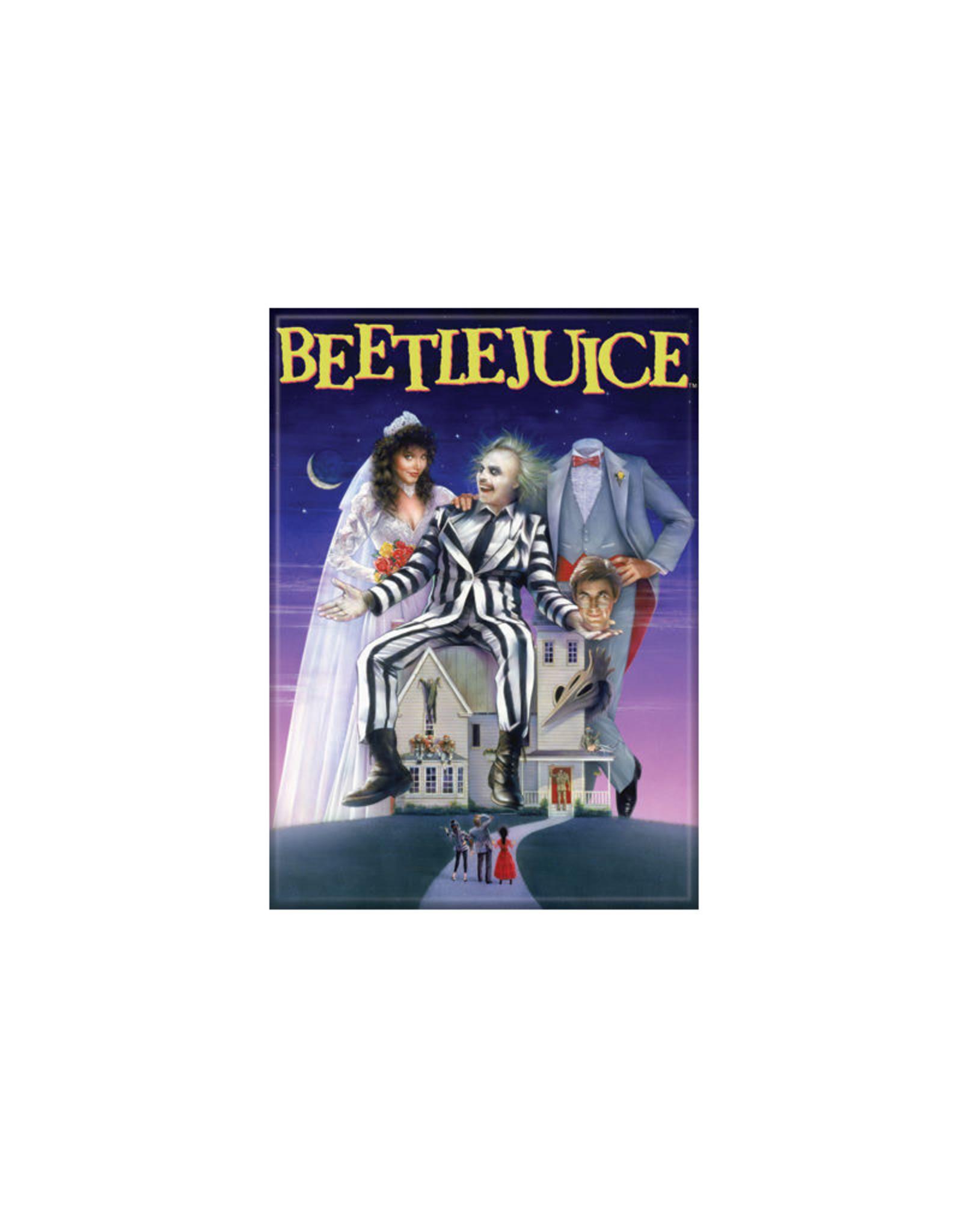 Beetlejuice ( Aimant )