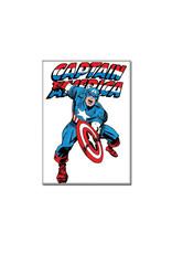 Marvel Marvel ( Magnet ) Captain America
