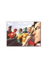 Dc comics DC Comics ( Aimant ) La Ligue des Justiciers