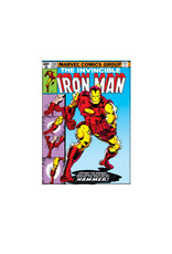 Marvel Marvel ( Magnet ) Iron Man Comics Book