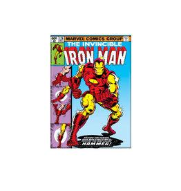 Marvel Marvel ( Magnet ) Iron Man Comics Book