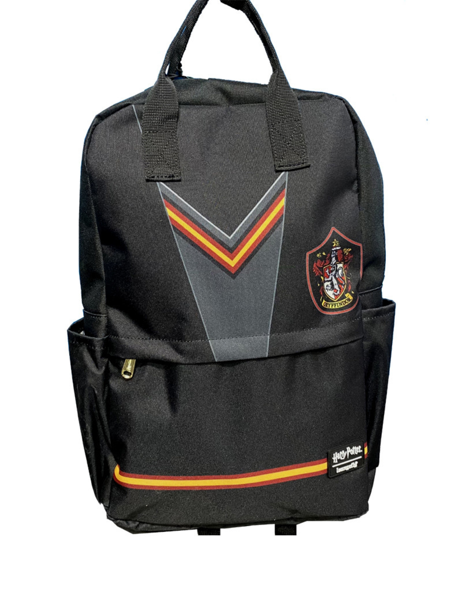 Harry Potter Harry Potter ( Loungefly Nylon Backpack ) Gryffindor