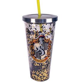 Harry Potter Harry Potter ( Shiny  Travel Glass ) Hufflepuff