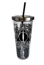 Harry Potter Harry Potter ( Shiny Acrylic Glass 20  oz. ) Deathly Hallows