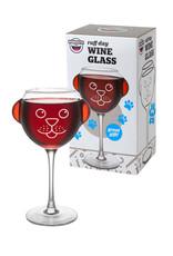 Coupe à vin ( Chien )
