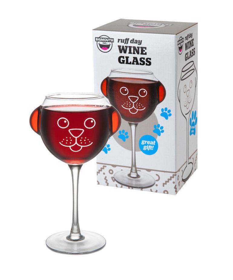 Wine Glass ( Dog )