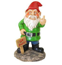 Bigmouth Garden Gnome ( Go Away ! )
