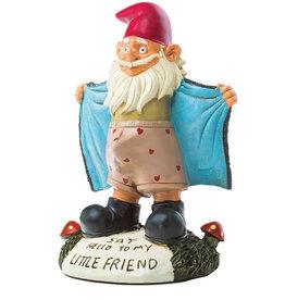 Bigmouth Garden Gnome ( Say Hello To My Little Friend )