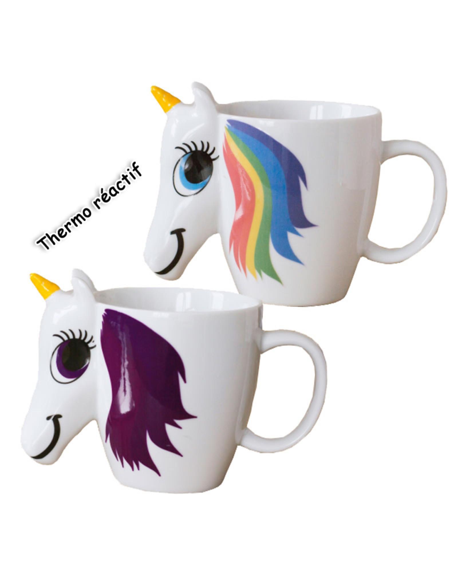 Unicorn Thermoreactive ( Mug )