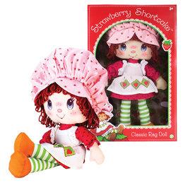 Strawberry Shortcake 13'' ( Classic Doll )