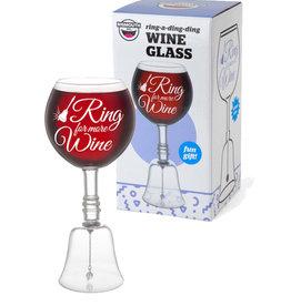 Coupe à vin ( Sonner pour plus de Vin )