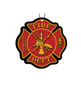 Fire Dept. ( Pack of 3 Air Fresheners )