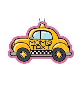 Taxi de Maman ( Paquet de 3 Désodorisants pour Voiture )