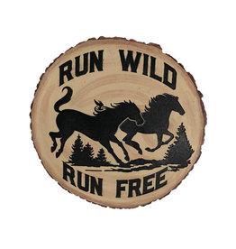 Run Wild Run Free  ( Stepping Stones )