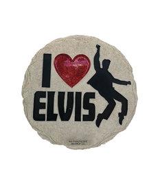 Elvis I love Elvis ( Stepping Stones  )