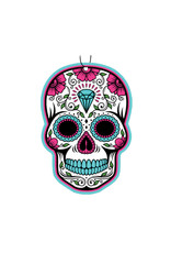 Dead Skull ( Pack of 3 Air Fresheners )
