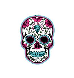 Dead Skull ( Pack of 3 Air Fresheners )