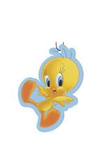 Looney Tunes ( Pack of 3 Air Fresheners ) Tweety