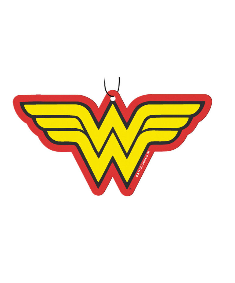 Dc comics Wonder Woman ( Pack of 3 Air Fresheners )