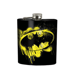 Dc comics Dc Comics ( Flask ) Batman logo
