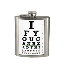Test  de Vision ( Flasque )
