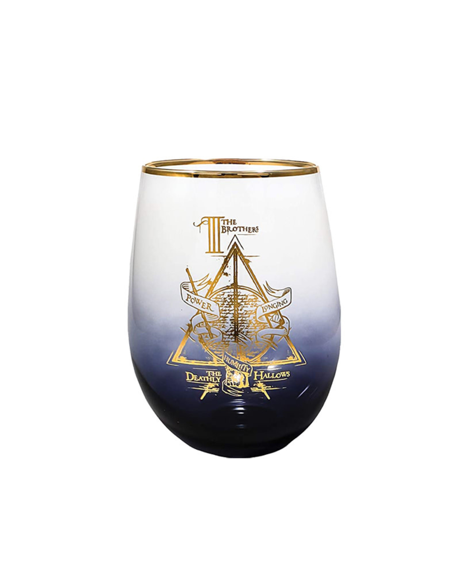 Harry Potter Harry Potter ( Wine Glass ) Deathly Hallows