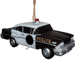 Police Car ( Birdhouse )