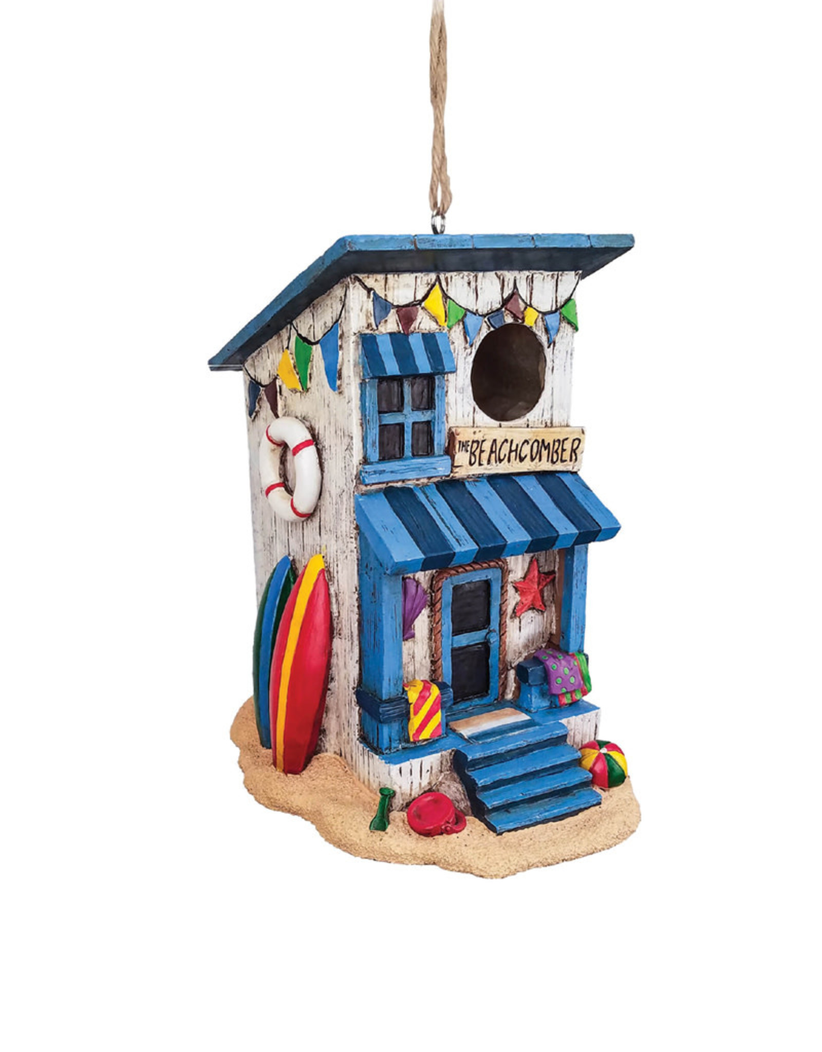 Beach House ( Birdhouse )