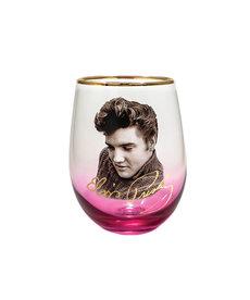 Elvis Elvis ( Wine Glass )