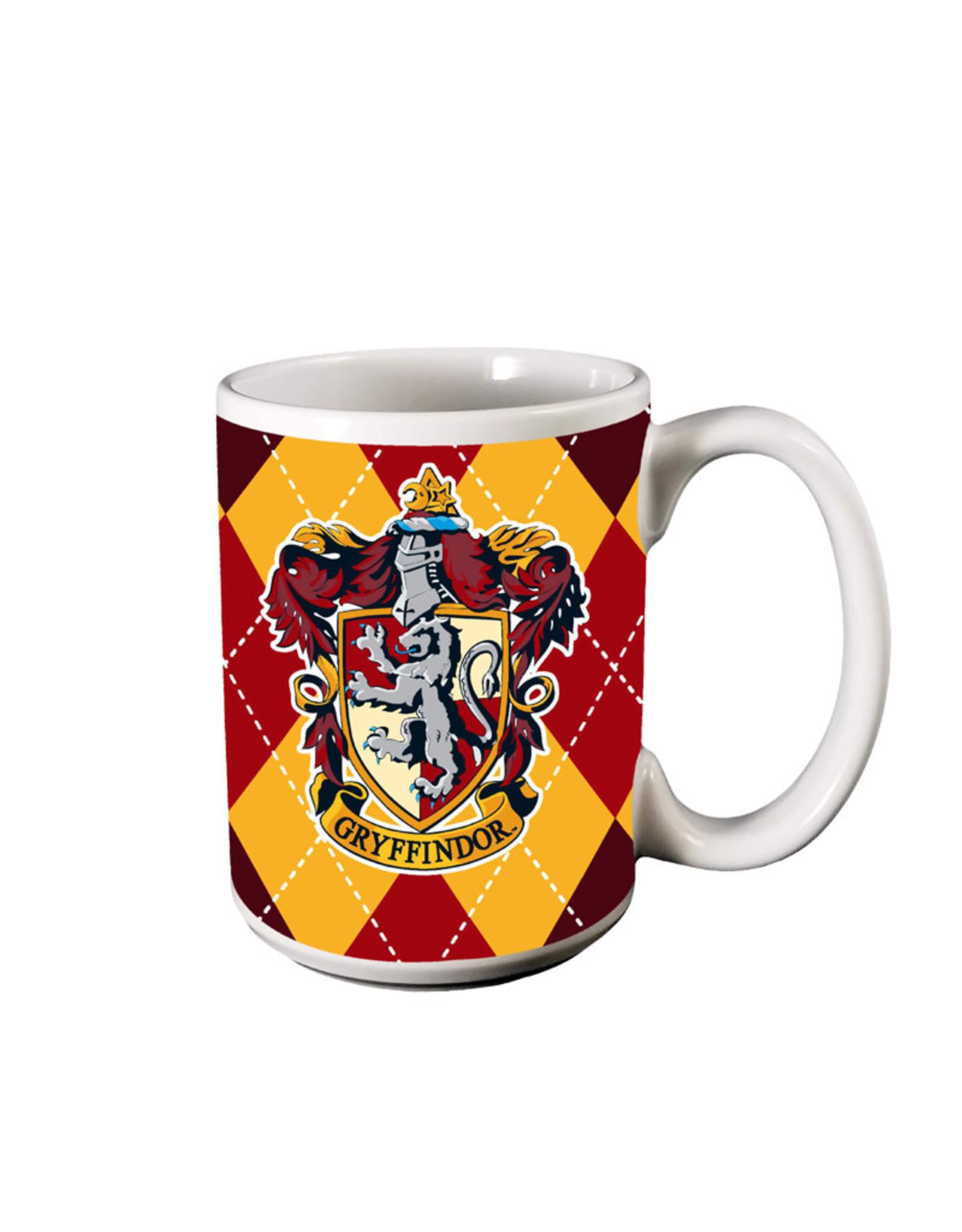 Harry Potter Harry Potter ( 12 oz. Ceramic Mug ) Gryffindor