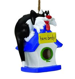 Looney Tunes ( Cabane D'oiseaux ) Sylvestre