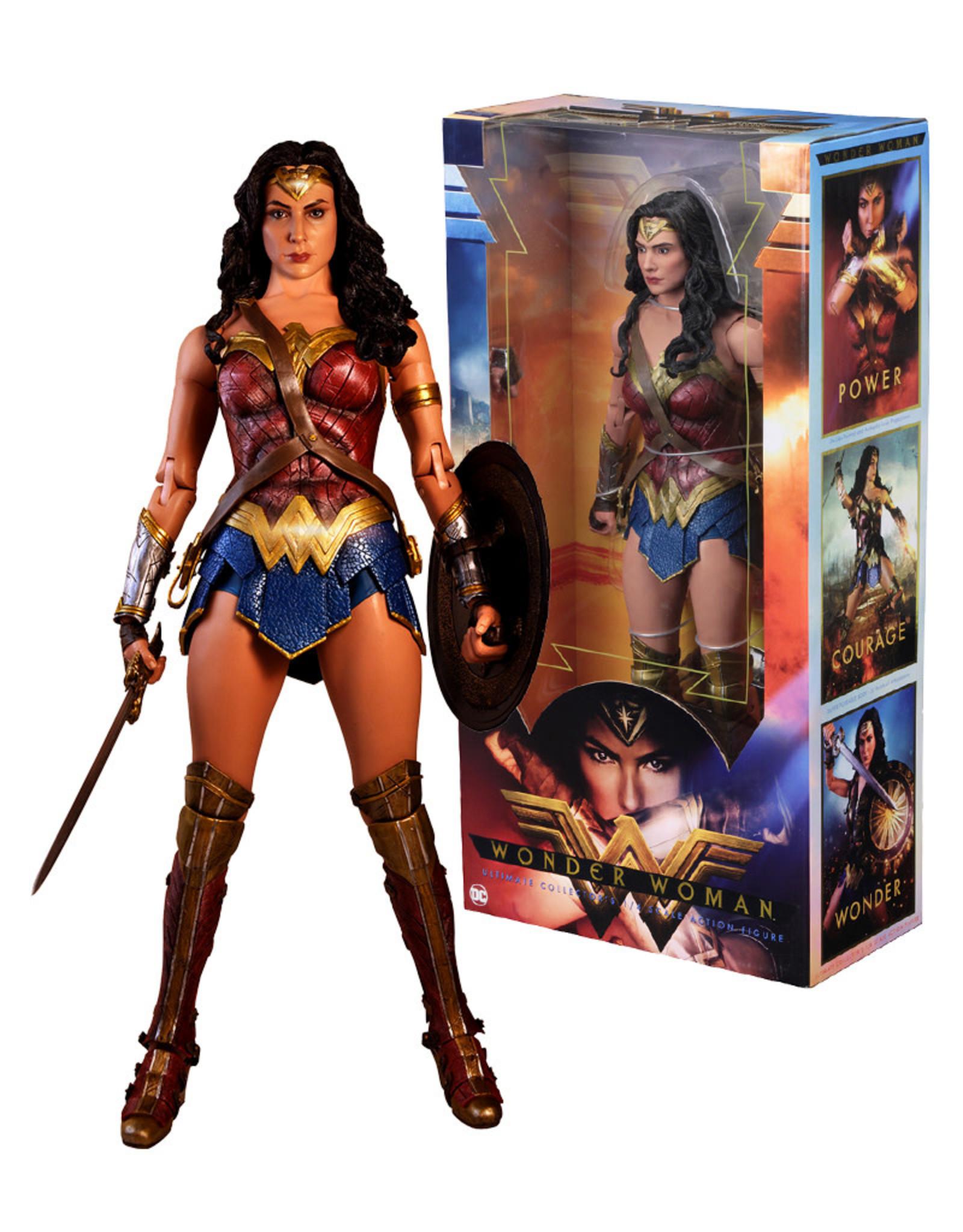 Dc Comics  ( 1/4 NECA Figurine ) Wonder Woman