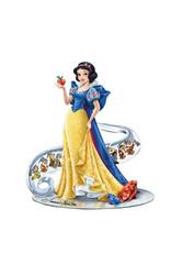 Disney Disney ( Diorama on mirror ) White Snow