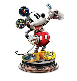 Disney Disney ( Figurine ) Mickey Mouse Magical Moment