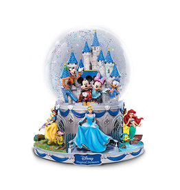 Disney Disney ( Musical Globe ) Princesses