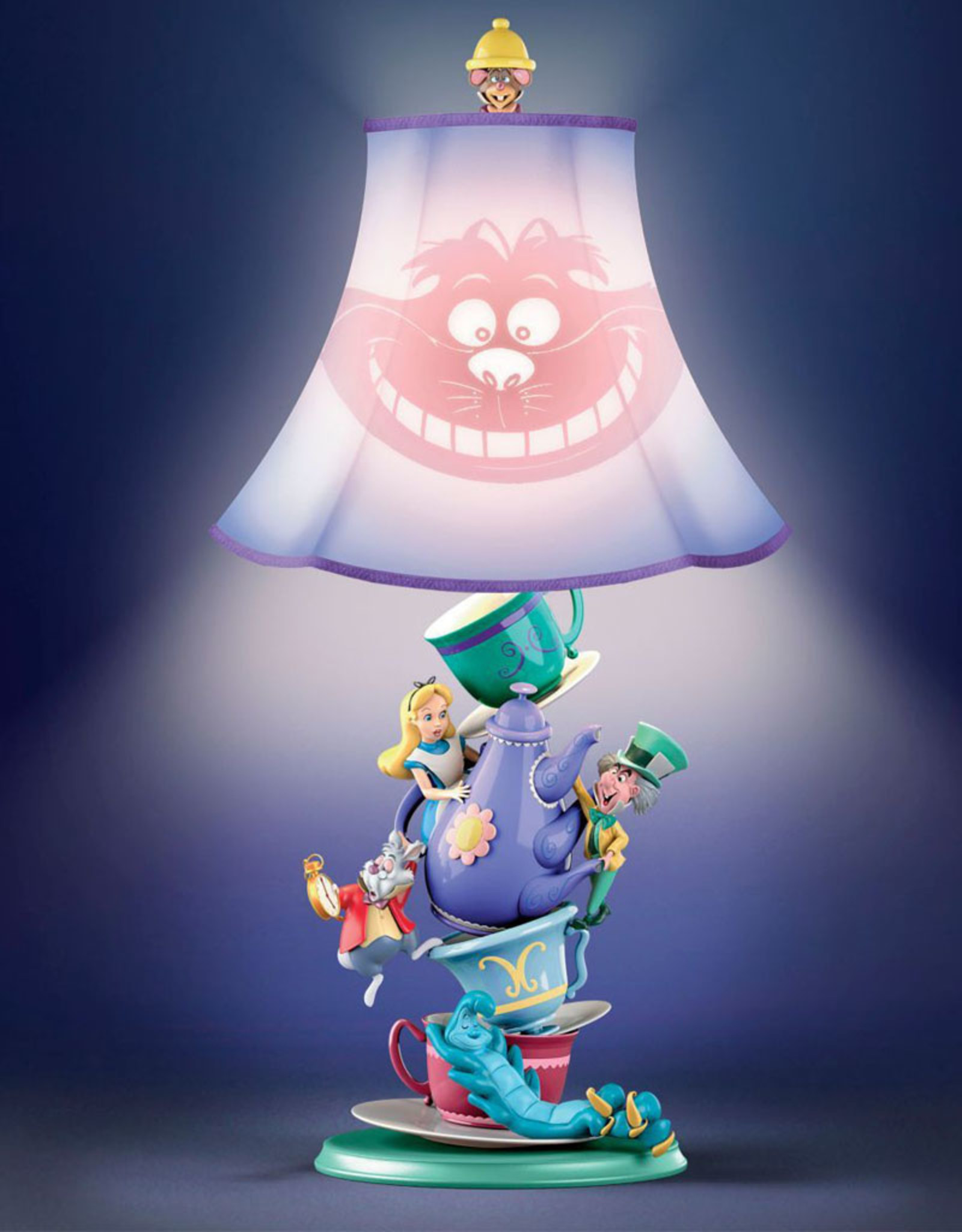 Disney Disney ( Lamp ) Alice in wonderland