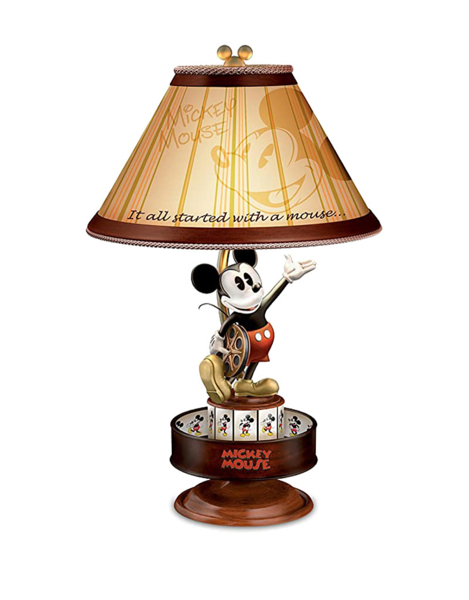 Disney Disney ( Lamp ) Mickey Mouse