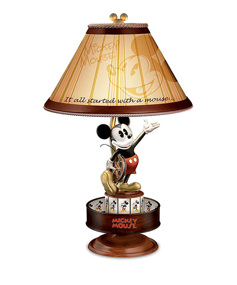 Disney Disney ( Lamp ) Mickey Mouse