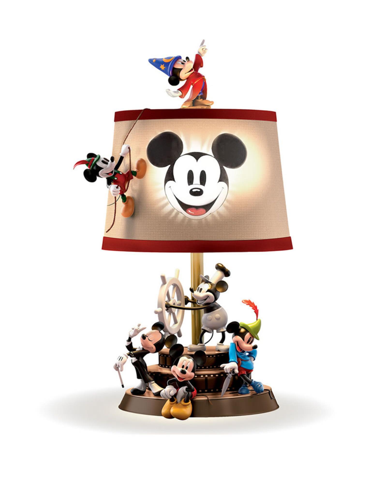 Disney Disney ( Lamp ) Mickey Through the years