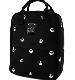 The Nightmare Before Christmas The Nightmare Before Christmas ( Mini Backpack Loungefly ) Jack Faces