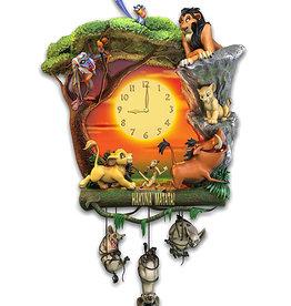 Disney Disney ( Horloge Animée ) Le Roi Lion