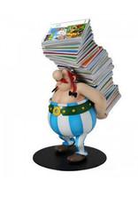 Astérix Obélix ( Figurine ) Stack of Comic Book