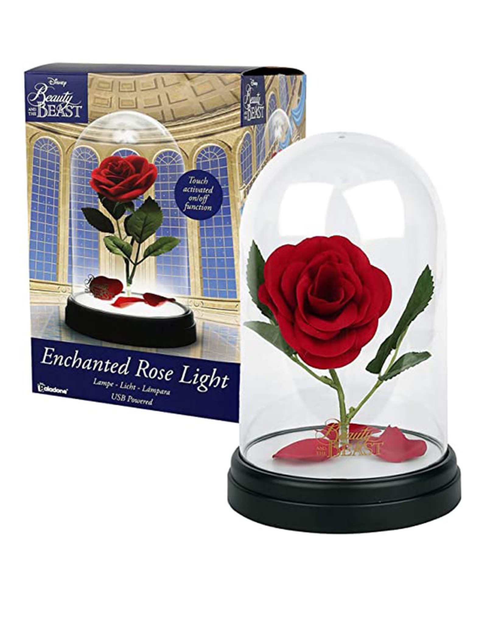 Disney Disney ( Enchanted Rose Light  ) The Beauty and The Beast