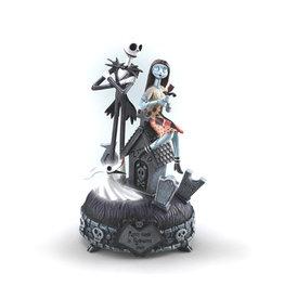 The Nightmare Before Christmas L'Étrange Noël de Monsieur Jack ( Figurine Musicale et Illuminée )